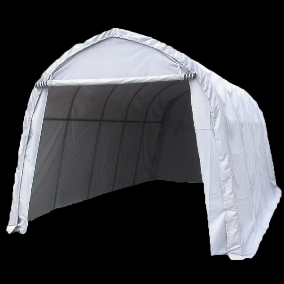 5,1 x 2,7 x 2,35 meters telt. PVC duk. Kr 5900,-