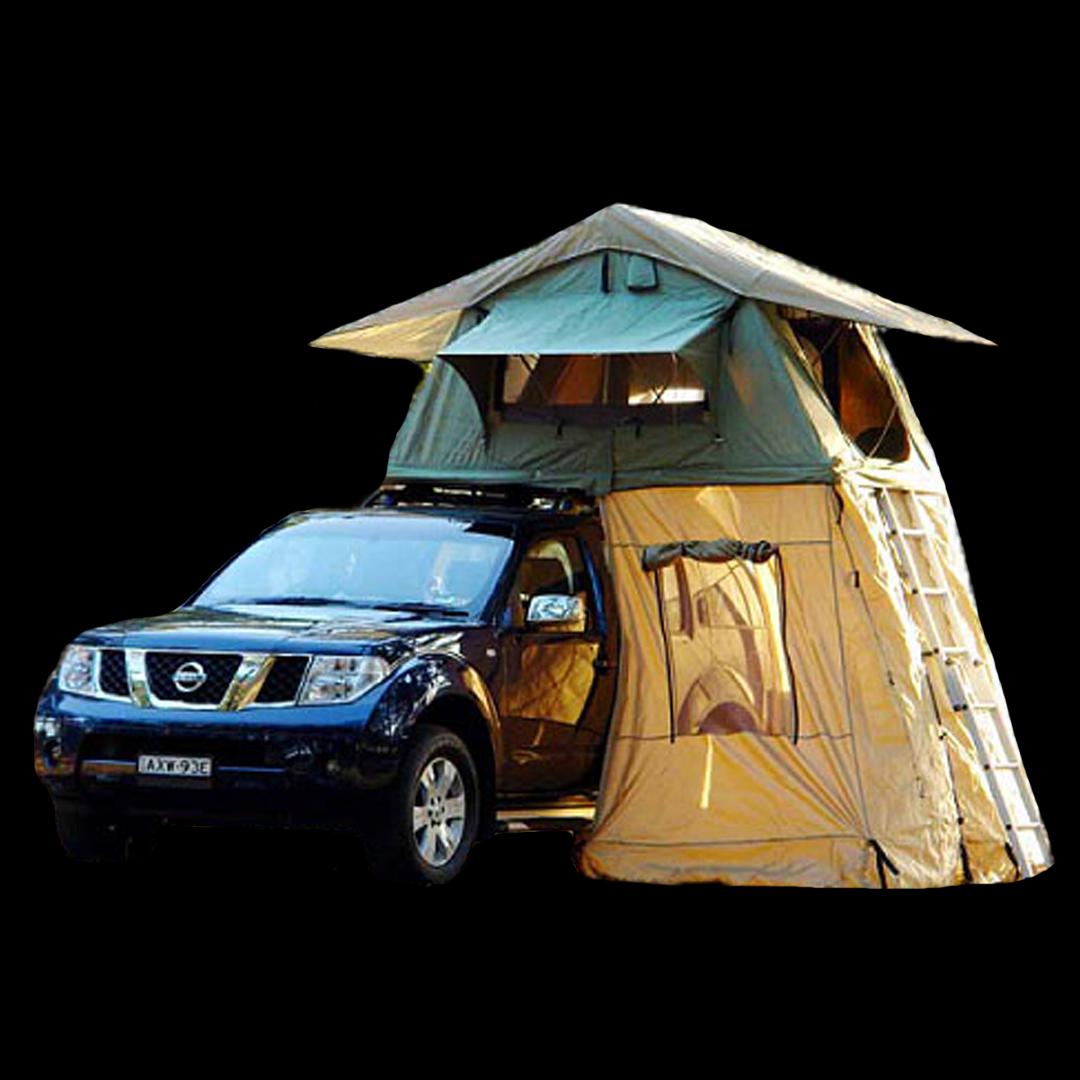 Taktelt, teltseng og camping