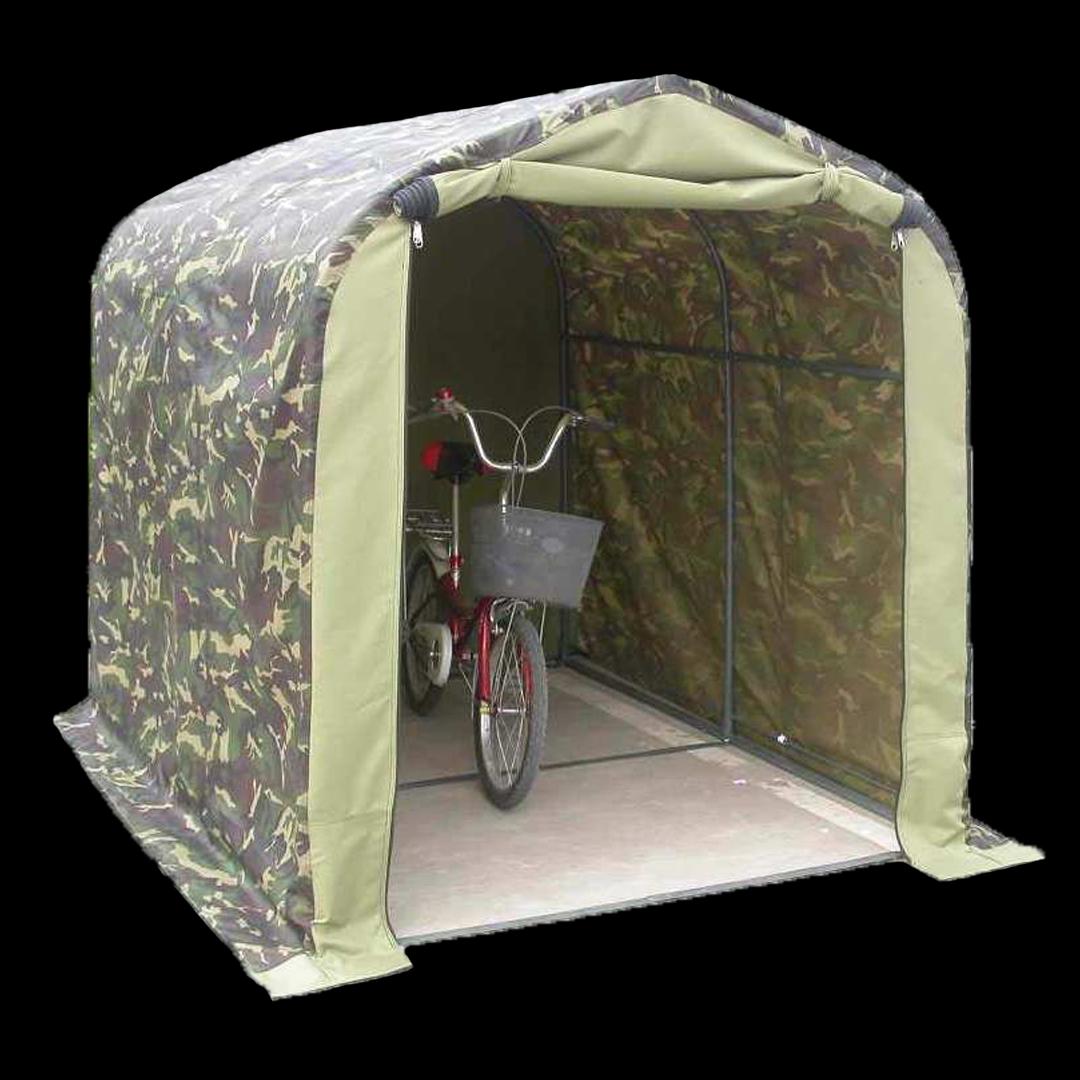 2,20 x 1,58 x 1,66 meters telt. PVC duk. Kr 2300,-