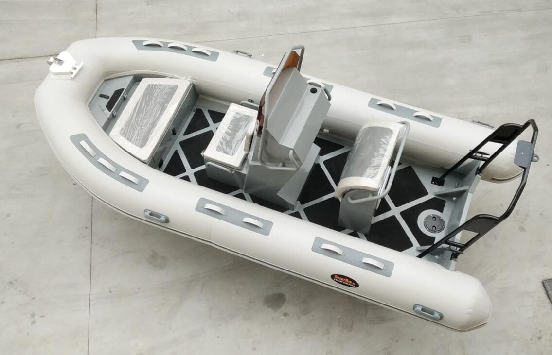 Smart Rib Aluminium 460. Kr 55200,-